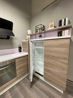 Colonna frigo e dispensa