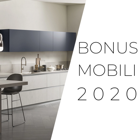 Bonus mobili 2020: in cosa consiste | Bonadei Arreda Concorezzo