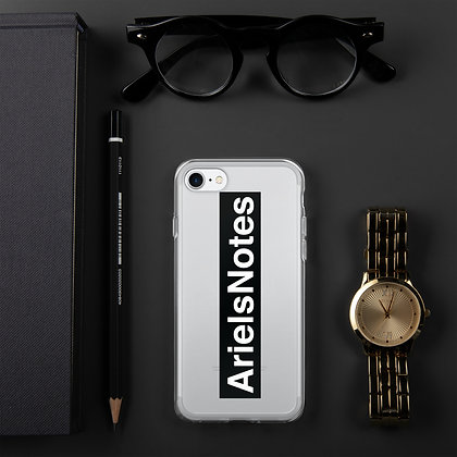iPhone ArielsNotes Case