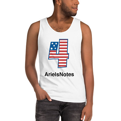 4th of July ArielsNotes Tank top