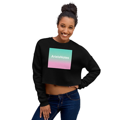 ArielsNotes Crop Sweatshirt