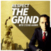 "Entrepreneur Ryan White on the ""Respect the Grind"" podcast."