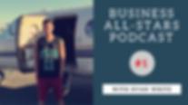 """Entrepreneur Ryan White interviewed on """"Business All-Stars"""""""
