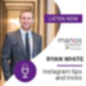 Entrepreneur Ryan White on Manos Accelerator