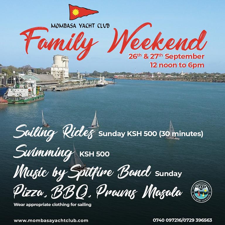 MYC Family Weekend