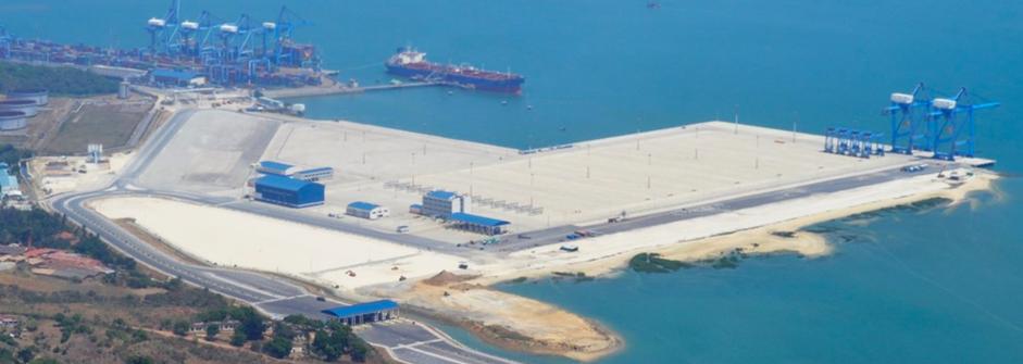 New KOT (Kipevu Oil Terminal) project