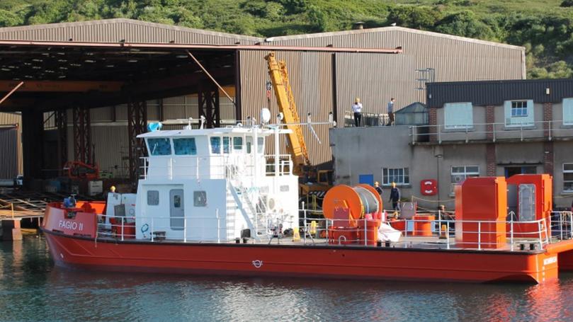 Kenya Ports Authority welcomed the FAGIO II