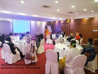 Advancing Young Women's Political Participation