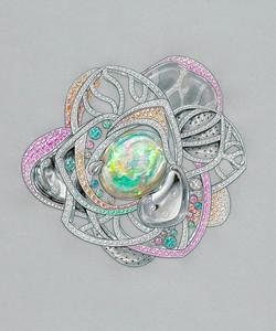 Gouache-joaillerie-bijou-opale