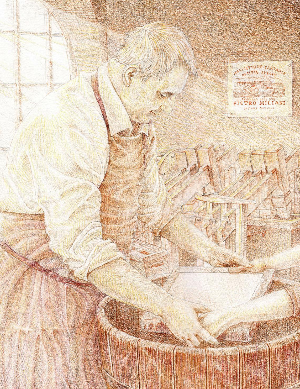 Savoir-faire-illustration-luxe-Joel Liochon-Fabriano