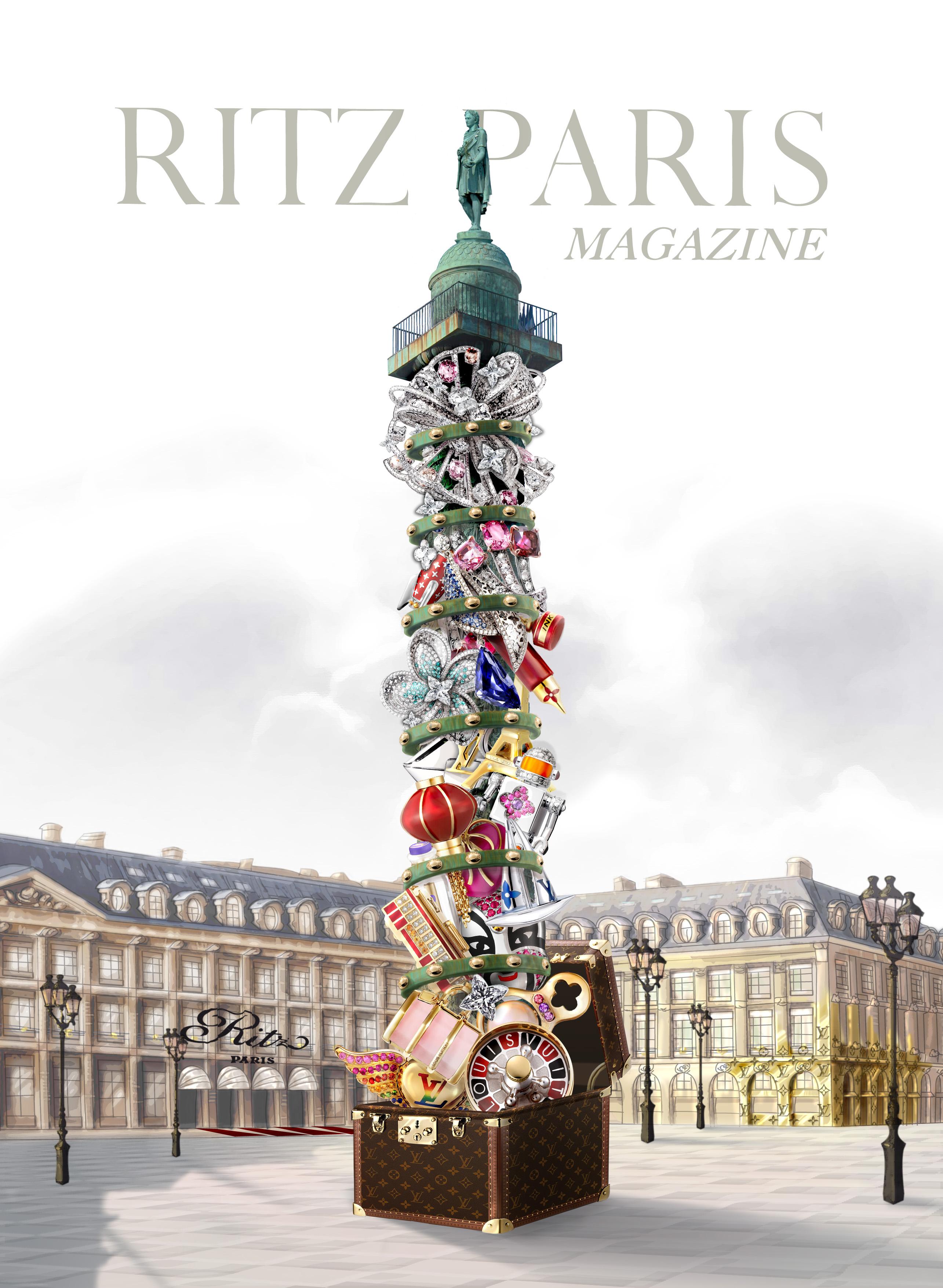 RITZ PARIS MAGAZINE