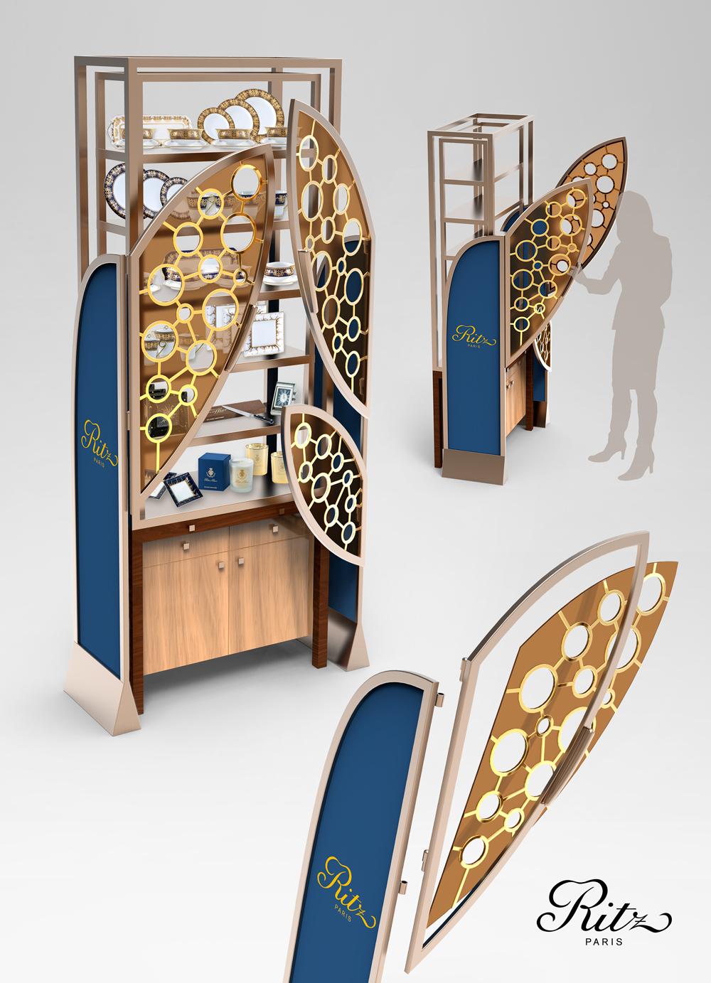 hotel-ritz-paris-merchandising-vitrine-joelliochon