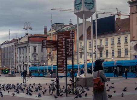 Busking adventure part III - Zagreb