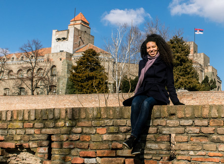 Busking Adventure Part IV - Belgrade