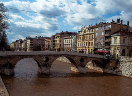 Busking Adventure Part V - Sarajevo