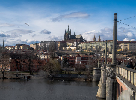 2020 busking adventure - Prague