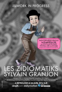 Les Zidiomatiks - Sylvain Granjon