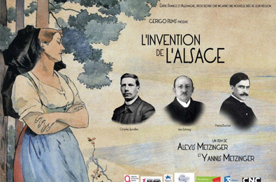 L'invention de l'Alsace