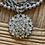 Thumbnail: Made in the Deep South Weiss Brooch Necklace