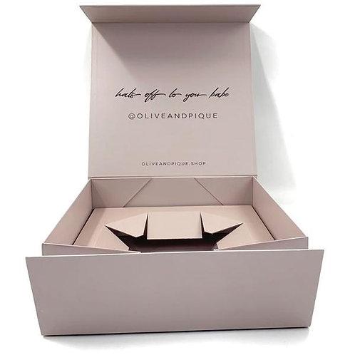 Olive & Pique Hat Box