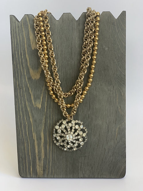 Made in the Deep South Necklace