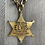 Thumbnail: Made in the Deep South Elvis Badge Necklace