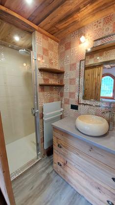 Salle da bains suite parentale