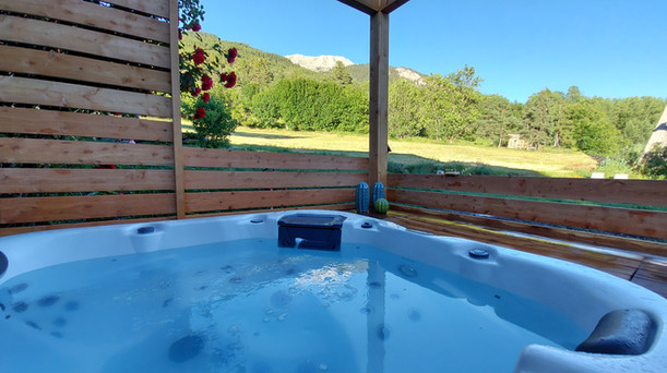 chalet luxe serre cambeou