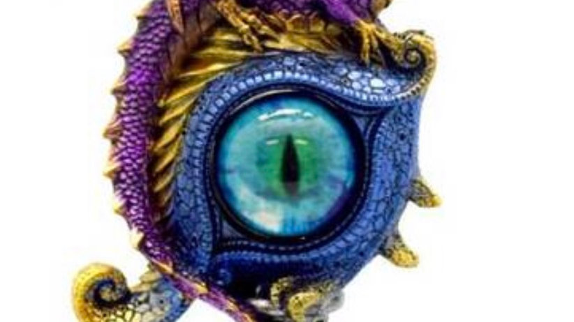 Dragon Sacred Eye Statue