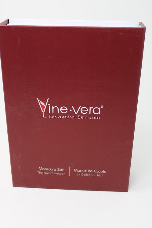 Vine Vera Reversatrol Exquisite Manicure Set