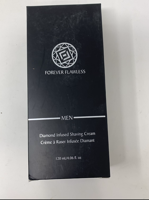 Forever Flawless Men Diamond infused shaving cream