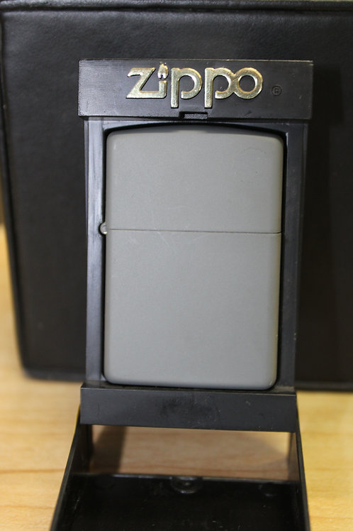 Vintage Zippo - New Old Stock 1994 Grey Canadian Made