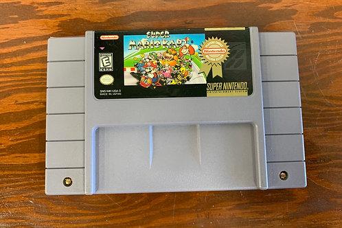 Super Mario Kart Super Nintendo Game