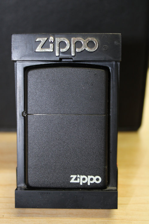 Vintage Zippo - New Old Stock 1993 Black Canadian Made