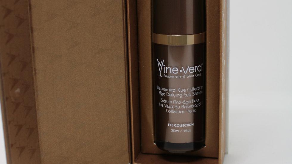 Vine Vera Resveratrol Skin Care- Age Defying Eye Serum 30ml