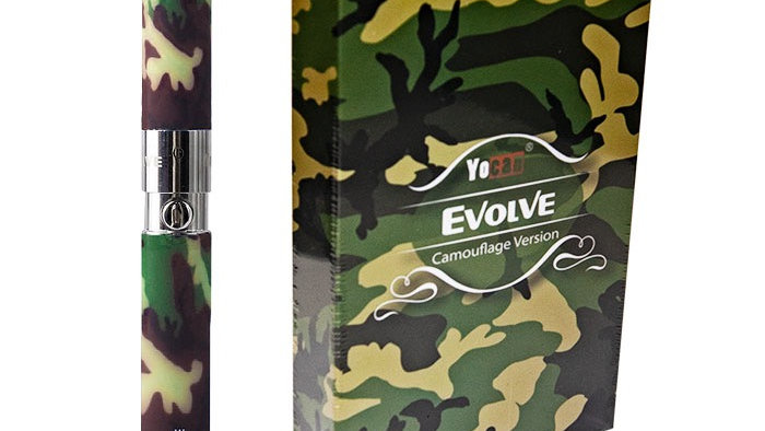 Yocan Evolve Camo Edition Concentrate Pen