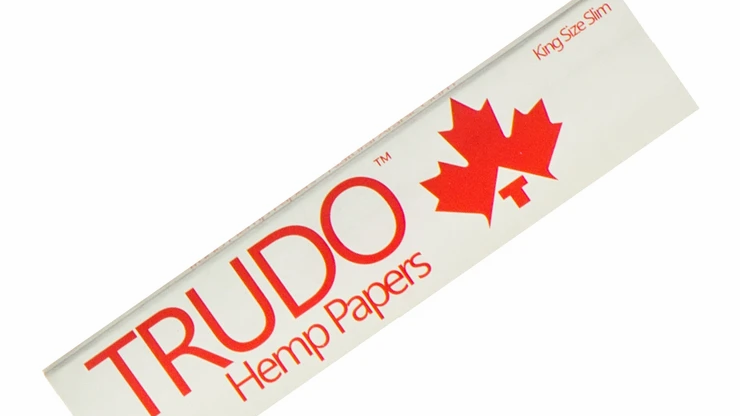 Trudo Hemp Papers King Size
