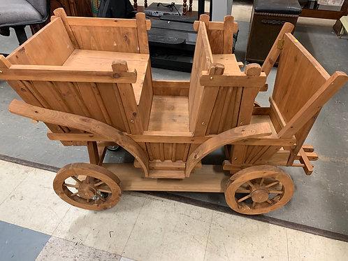 Wooden Cart hand made
