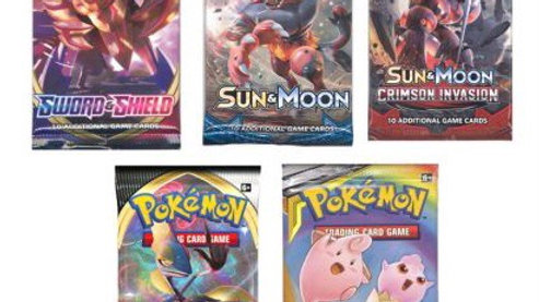 Pokemon Booster Pack