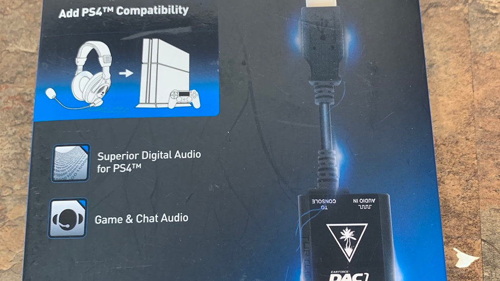 PS4 Headset upgrade kit for Turtle beach Headsets