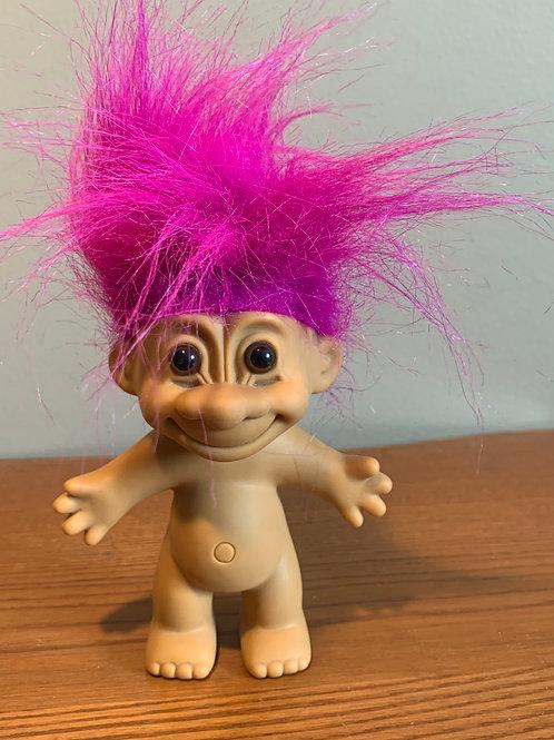 Russ Troll doll Purple