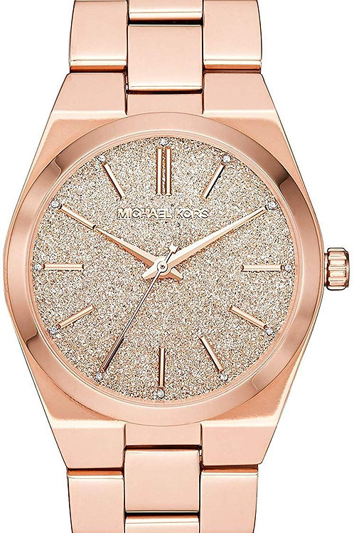Michael Kors Rose Gold Channing