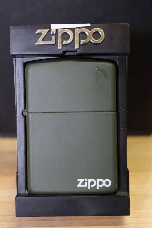 Vintage Zippo - New Old Stock 1994 Army Green