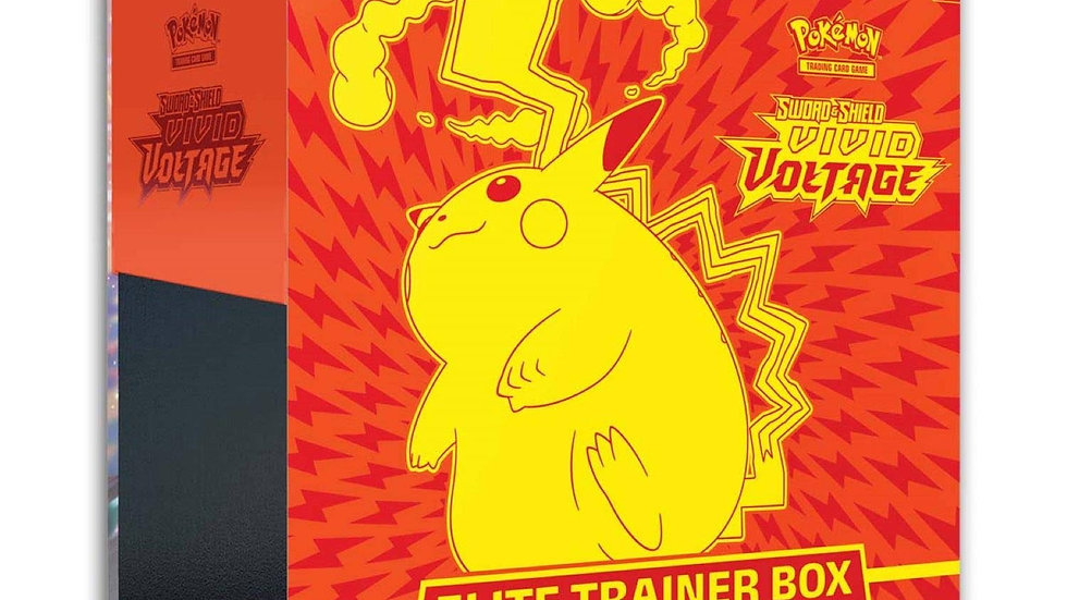 Pokémon TCG Vivid Voltage Elite Trainer Box