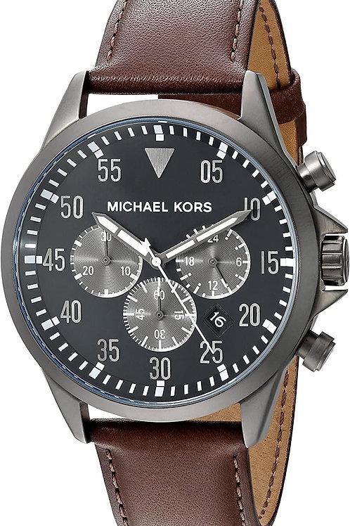 Michael Kors Oversized Gage Triple Chrono