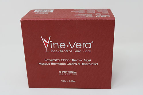 Vine Vera Resveratrol Chianti Thermic Mask 130g