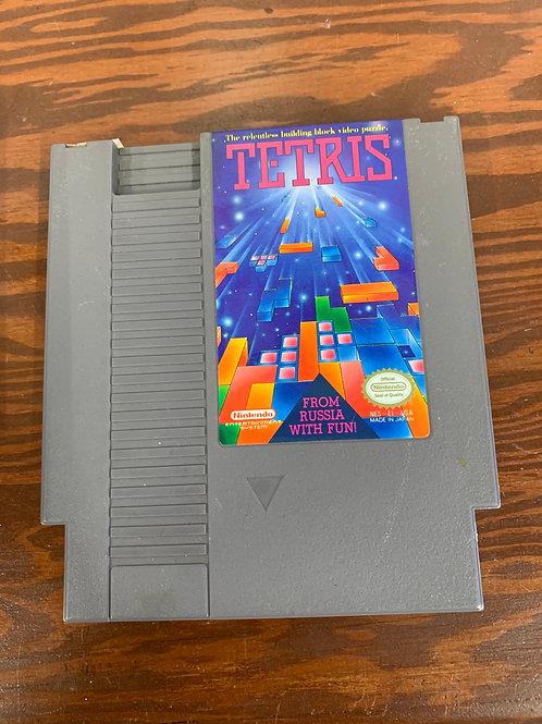 Tetris Nintendo Game 1985