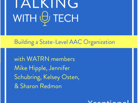 Wisconsin Assistive Technology Regional Network - Spring Meetings