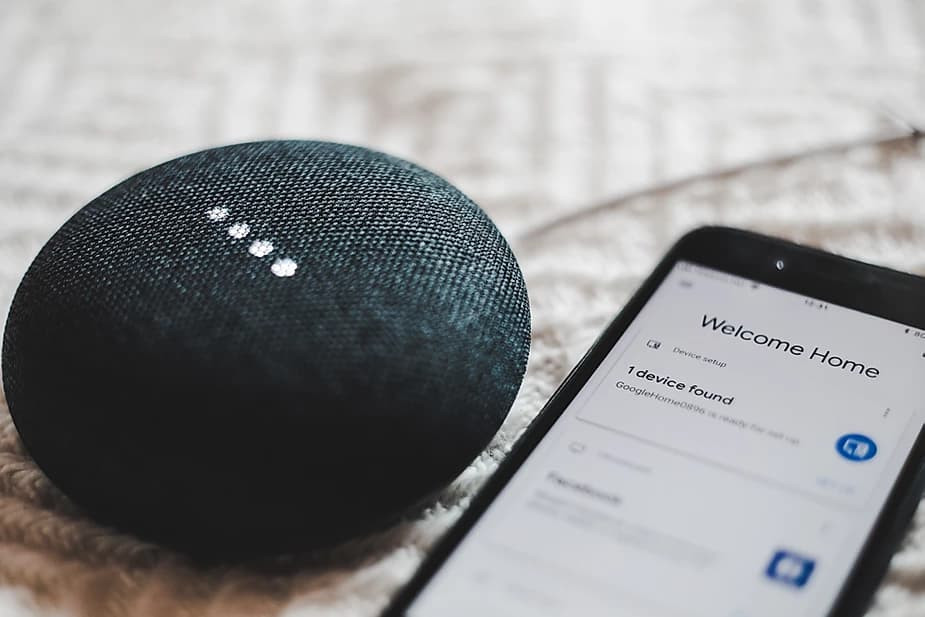 Google home, amazon alexa, social media ads