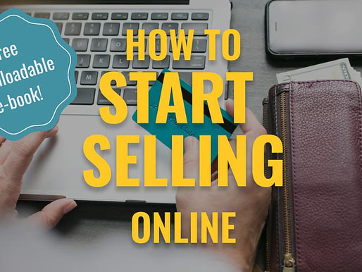 How to Start Selling Online